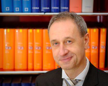 Dr. jur. Hubert Gorka